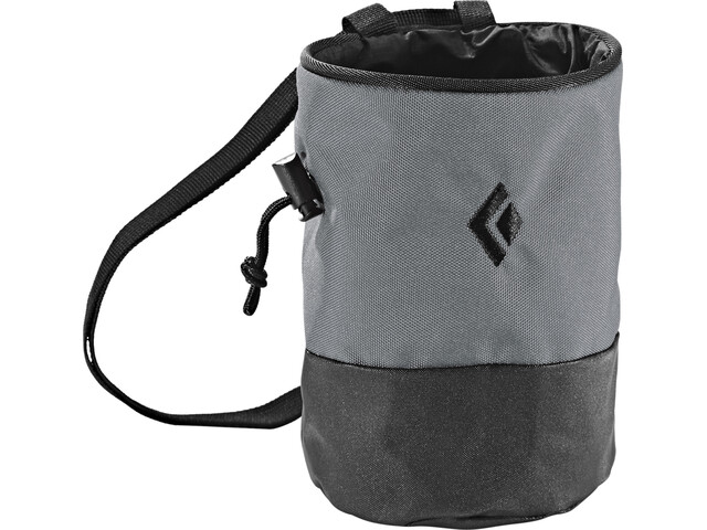 Black Diamond Mojo Zip Chalkbag M-L Ash